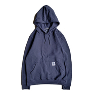 DAVE'S NEW YORK / MIDWEIGHT HOODIE (NAVY)