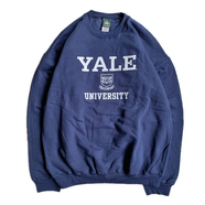 IVY SPORT / YALE CREST SWEAT SHIRT