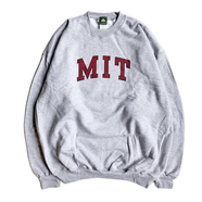IVY SPORT / MIT LOGO SWEAT SHIRT