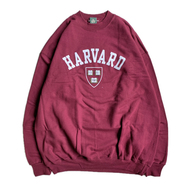 IVY SPORT / HARVARD CREST SWEAT SHIRT