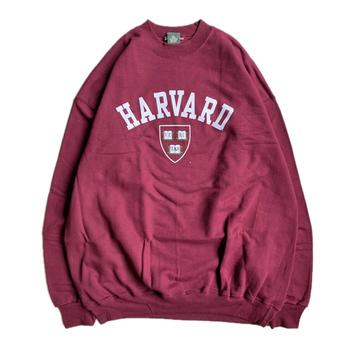 IVY SPORT / HARVARD CREST SWEAT SHIRT