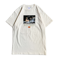 ACAPULCO GOLD / NO MISTAKE TEE (CREAM)