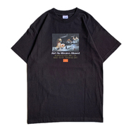 ACAPULCO GOLD / NO MISTAKE TEE (BLACK)