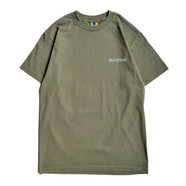 BEDLAM / NATURAL SEEDS TEE (OLIVE)