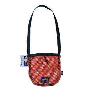 TOUGH TRAVELER / ADJUSTABLE PURSE SACOCHE (ORANGE)