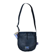 TOUGH TRAVELER / ADJUSTABLE PURSE SACOCHE (BLACK)