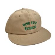 ACAPULCO GOLD / MYB 6 PANEL CAP (KHAKI)
