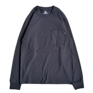 NOTHIN' SPECIAL / FUCK FACE POCKET LONG SLEEVE TEE