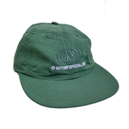 NOTHIN' SPECIAL / YOU CHANGED 6PANEL CAP (GREEN)