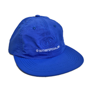 NOTHIN' SPECIAL / YOU CHANGED 6PANEL CAP (BLUE)
