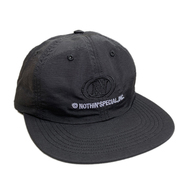 NOTHIN' SPECIAL / YOU CHANGED 6PANEL CAP (BLACK)