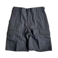 PROPPER / 100%COTTON RIPSTOP BDU SHORTS (BLACK)