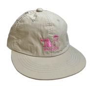 WACK WACK / COUCH POTATO 6PANEL CAP (BEIGE)