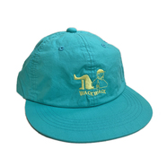 WACK WACK / COUCH POTATO 6PANEL CAP (SKY BLUE)