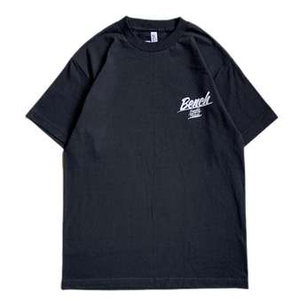 BENCH / FLASH TEE (BLACK)