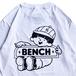 BENCH / BENCH BOY TEE (WHITE)