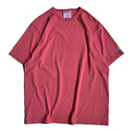 CHAMPION USA / GARMENT DYED TEE (CRIMSON)