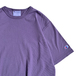 CHAMPION USA / GARMENT DYED TEE (GRAPE SODA)