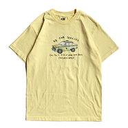 KRU NYC / CAB SERVICE TEE (YELLOW)
