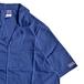 CHEROKEE WORKWEAR / DOCTOR ZIP SHIRT (NAVY)