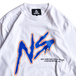 NOTHIN' SPECIAL / NS SQUAD TEE (WHITE)