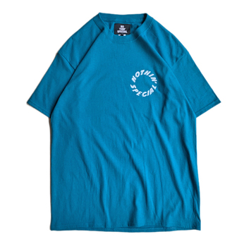 NOTHIN' SPECIAL / FLASH LOGO TEE (TEAL)