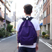 PACKING / DAY BACKPACK (PURPLE)