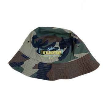 WACK WACK / WACK WACK STUDIOS BUCKET HAT (CAMO)