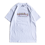 KRU NYC / FOREVER ALWAYS TEE (WHITE)