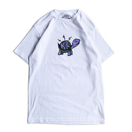 KRU NYC / KRU TURTLE TEE (WHITE)