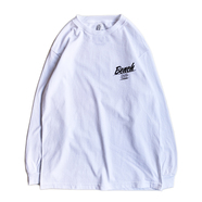 BENCH / FLASH LS TEE (WHITE)