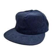CALI HEADWEAR / 5PANEL CORDUROY CAP (NAVY)