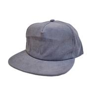 CALI HEADWEAR / 5PANEL CORDUROY CAP (GREY)