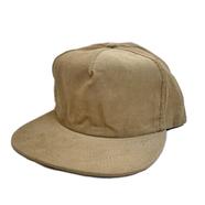 CALI HEADWEAR / 5PANEL CORDUROY CAP (KHAKI)