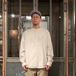 Dockers by Levi's / NO COLLER SHIRT (NATURAL)