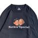 NOTHIN' SPECIAL / ENJOY LONG SLEEVE TEE (BLACK)