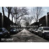 """212.MAG / 2021 Calendar """"STREET RENAISSANCE"""""""