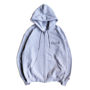 BENCH / BENCH BOY ZIP HOODY (GREY)