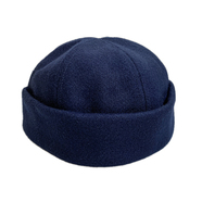 EMSTATE by WINNER CAPS / WOOL ROLL CAP (NAVY)