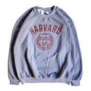 IVY SPORT / HARVARD CREST SWEAT SHIRT (GREY)