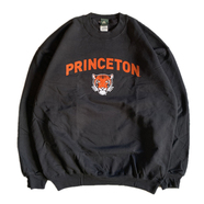 IVY SPORT / PRINSTON UNIVERSITY LOGO SWEAT SHIRT