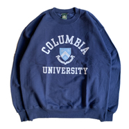 IVY SPORT / COLUMBIA UNIVERSITY LOGO SWEAT SHIRT