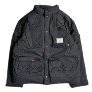 WOODS CANADA / INSULATION FISHING JACKET (BLACK)