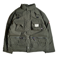 WOODS CANADA / INSULATION FISHING JACKET (OLIVE)