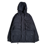 WOODS CANADA / NYLON MOUNTAIN JACKET (BLACK)