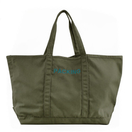 PACKING / CANVAS TOTE BAG (OLIVE)
