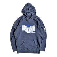 FIELD MUSEUM / MAXIMO THE TITANOSAUR HOODIE (NAVY)