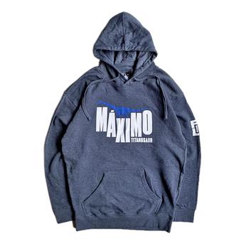 FIELD MUSEUM / MAXIMO THE TITANOSAUR HOODIE (NAVY)