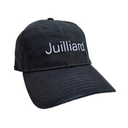 THE JUILLIARD SCHOOL / JUILLIARD LOGO CAP