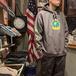 KRU NYC / Kru Industries Hoodie (CHARCOAL)